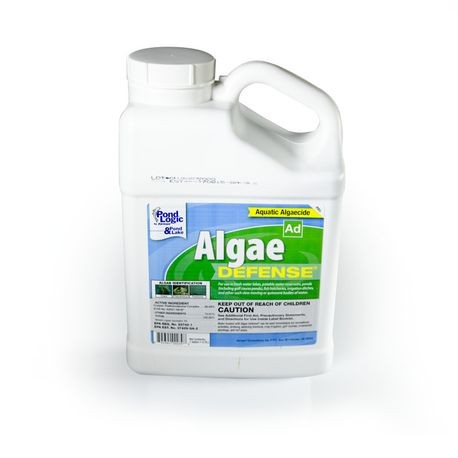 Airmax Ecosystems - Algae Defense Algaecide - 1 Gallon