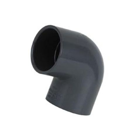 "Spears - 1"" Sch80 PVC 90° Elbow"