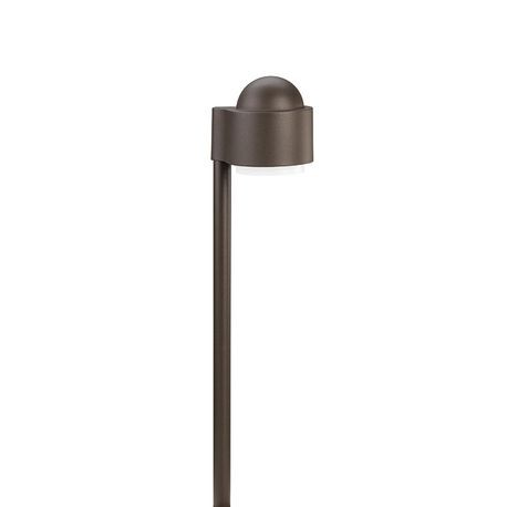 Kichler - Simplicity Side Mount Path Light - Textured Architectural Bronze Finish