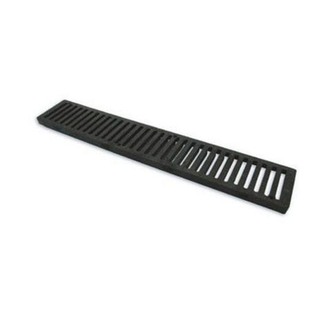 NDS - 2' Black Spee-D Channel Drain Grate