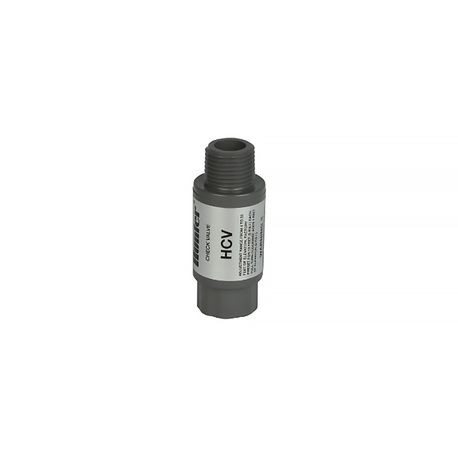 "Hunter - 1/2"" Female X Male Check Valve"