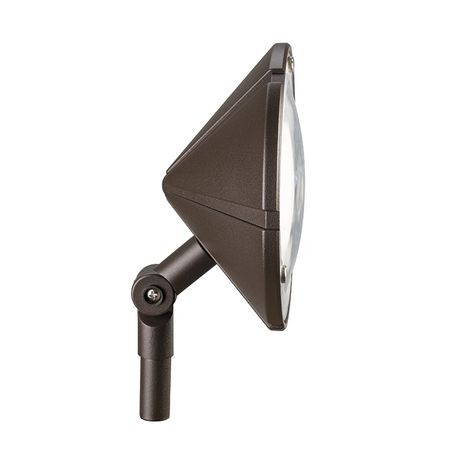 Kichler - Adjustable Wall Wash Light - Textured Architectural Bronze