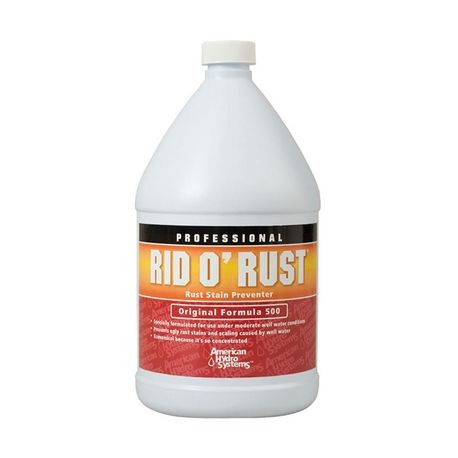 Pro Products - Rid O' Rust Formula 500 (Original Blend)