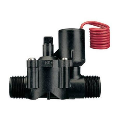 "Toro - 3/4"" Male Thread X Male Thread, In-Line Electric Valve without Flow Control"