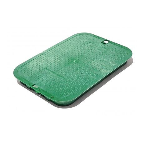 "NDS - Overlapping Cover 14"" X 19"", Green"