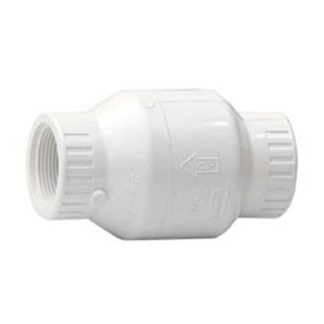 "Spears - 6"" PVC Utility Swing Check Valve - Slip"