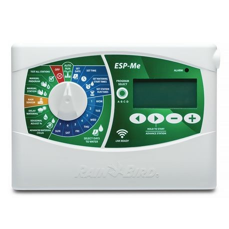 Rain Bird - ESP-ME Series 4 Station WIFI Enabled Outdoor Controller