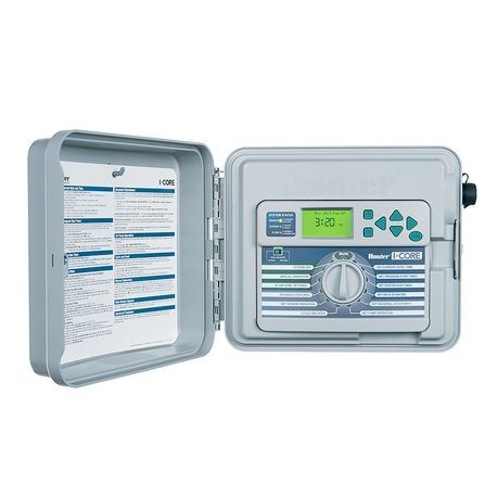 Hunter - 30 Station Indoor/Outdoor Controller With Plastic Cabinet