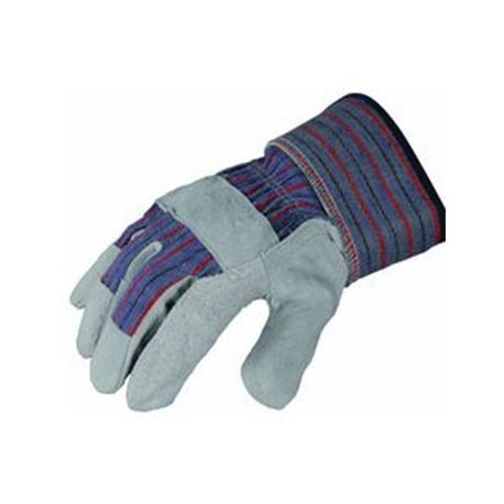 T Christy Enterprises - Leather Palm Work Glove Large