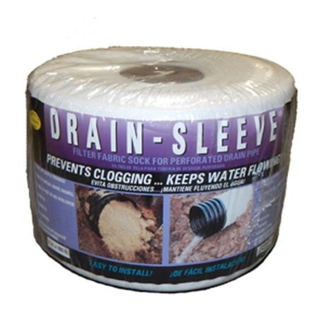 "Advanced Drainage Systems - Drain Sleeve 6"" X 100' Roll"