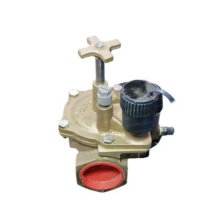 "Toro Golf - 1-1/4"" 220G Series Brass Valve"