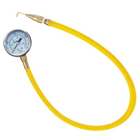 "Underhill - HeadChecker Kit with Gauge, 30"" Flex Hose, and Pitot Tube"