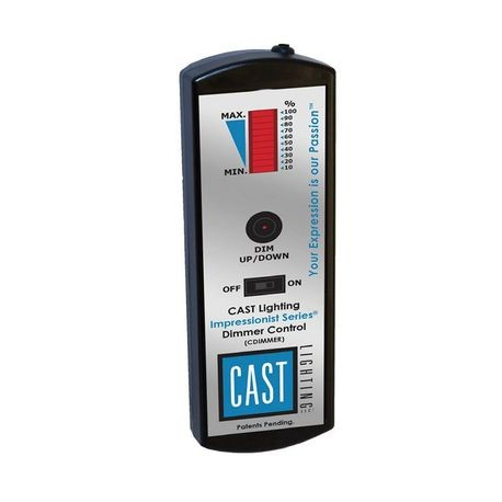 Cast Lighting LLC - Impressionist Series Hand-Held Dimmer Control Unit