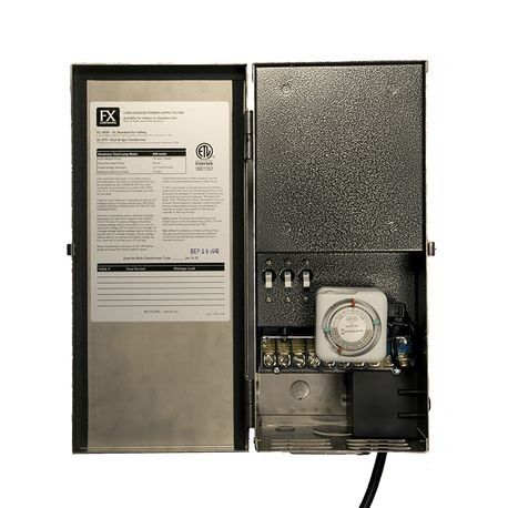 FX - PX Series 900W Transformer - Stainless Steel