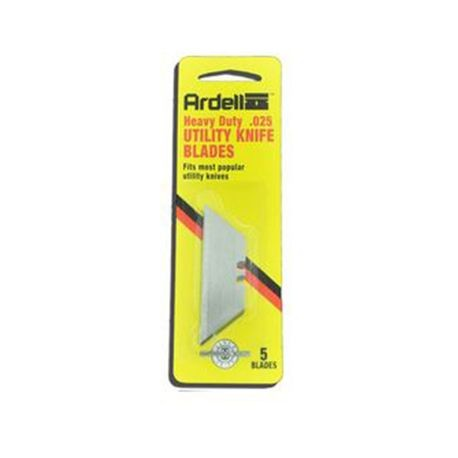 T Christy Enterprises - 5-Piece Replacement Blade For Utility Knife