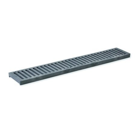 NDS - 2' Gray Spee-D Channel Drain Grate
