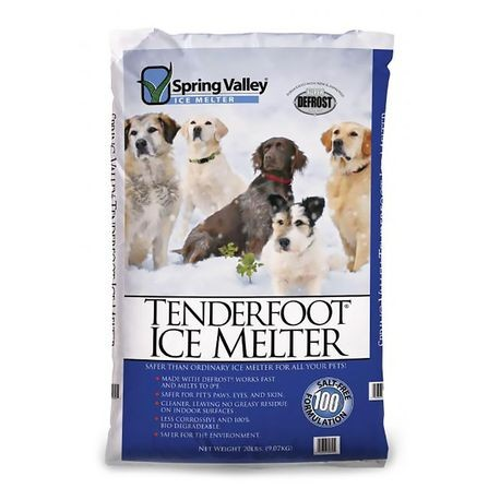 Spring Valley - Tenderfoot® Ice Melter