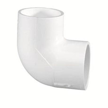 "Spears - 4"" Sch40 PVC 90° Elbow"