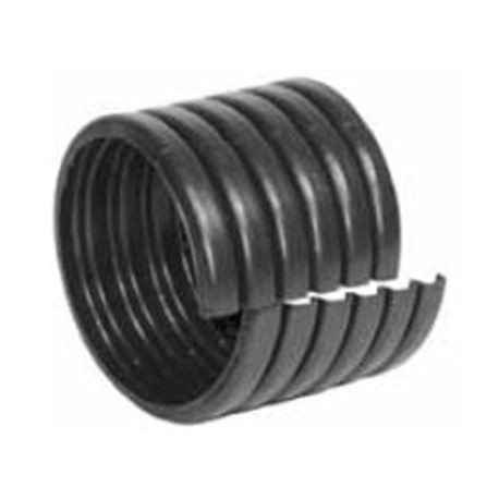 "Advanced Drainage Systems - 10"" Single Wall Split Band Coupler Fitting"