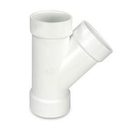 "Spears - 4"" Drain Waste Vent Wye"