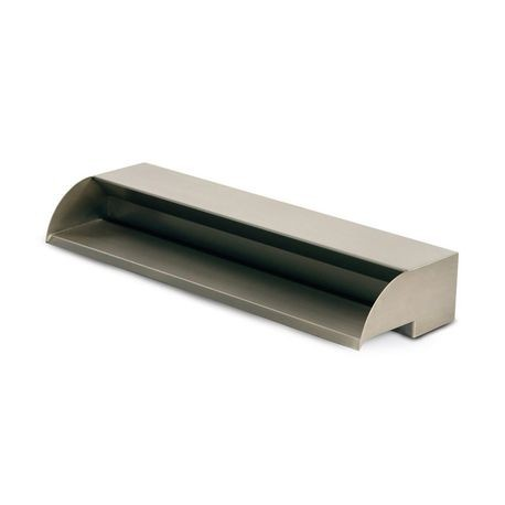 Atlantic Water Gardens - Stainless Steel Scupper, 24""