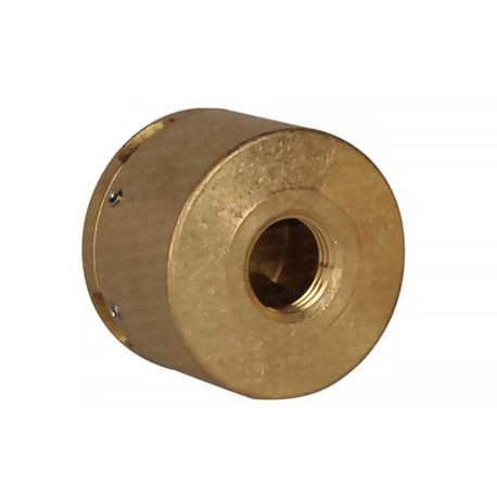 "FX - VersaBox 1/2"" FPT - Natural Brass"