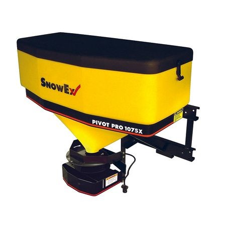 SnowEx - Tailgate Pro Bagged Salt Spreader - 10.75 CU FT