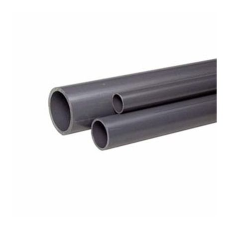 "Cresline - 1-1/4"" X 20' PVC Pipe Plain End"