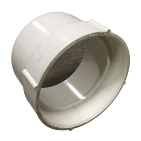 "Multi Fittings - 6"" PVC Sewer Female Adapter"