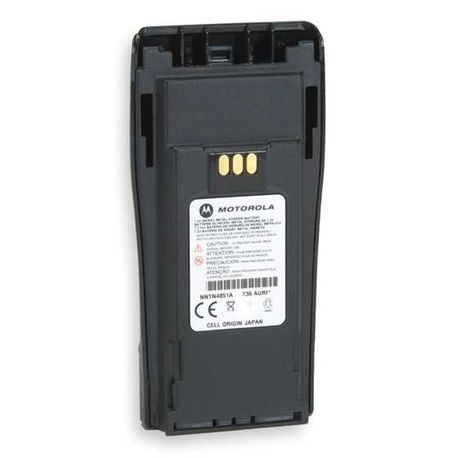 PR400 Radio battery