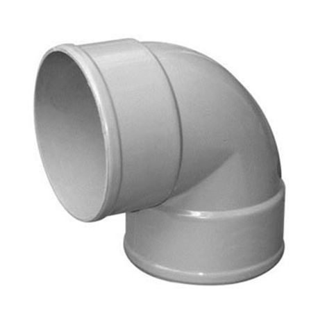 "Multi Fittings - 6"" PVC Sewer 1/16 Bend"