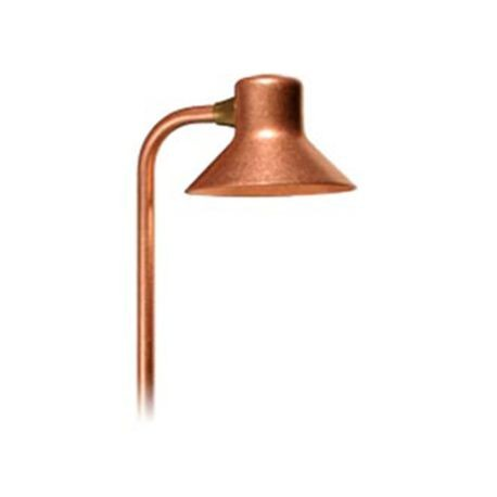 FX - FG Series 12W Incandescent Pathlight - Copper Finish