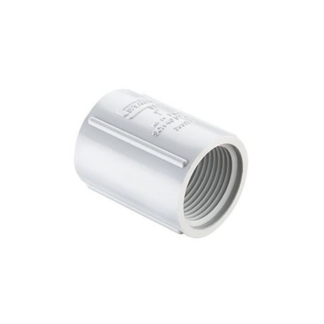 Spears - Sch40 PVC Threaded Coupling FPTxFPT