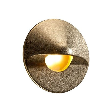 FX - MO Series Wall Light - Natural Brass
