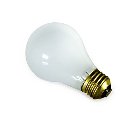 Kichler Lighting - A-19, 25W Frosted Bulb