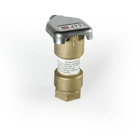 "Toro - 1-Piece 3/4"" Quick Coupler Valve with Standard Cover"