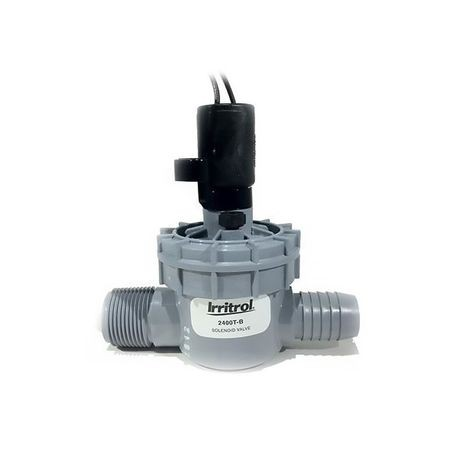 "Irritrol - 2400 Series -  1"" Male X Barb Globe Valve"