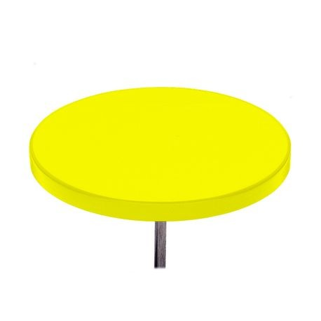 Standard Golf - Steel Fairway Distance Marker - Yellow