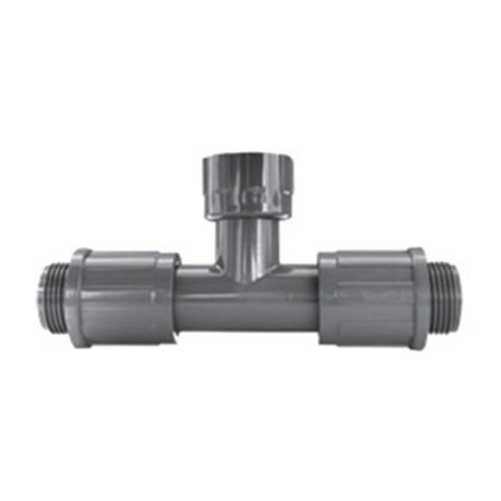 "Spears - Residential & Commercial Irrigation Ultrazone 1"" Valve Connectors Tee MVCONN  X Nut"