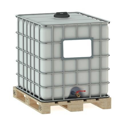 275 GAL Tote Container for Liquid Icemelter