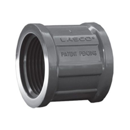 "Spears - Residential & Commercial Irrigation Ultrazone 1"" Valve Connectors Coupling FTHD X + O-Ring"