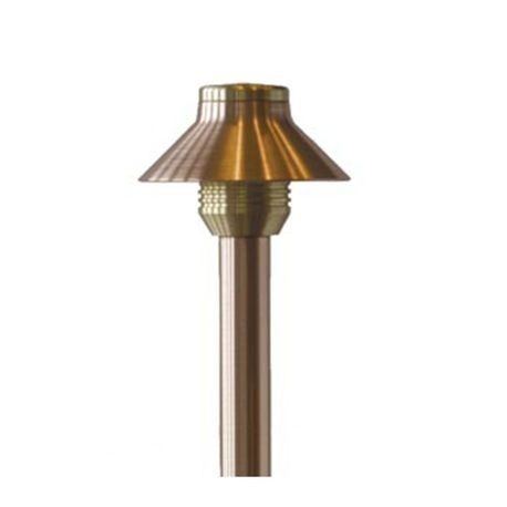 FX Luminaire - SP Series Xenon or Halogen Path Light - Copper Finish