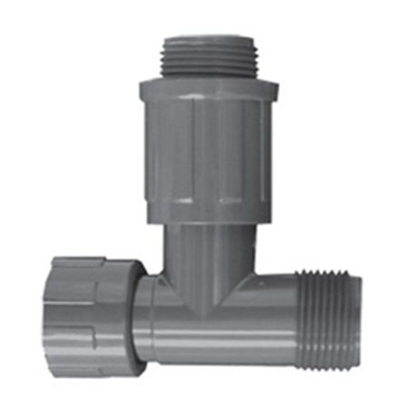 "Spears - Residential & Commercial Irrigation Ultrazone 1"" Valve Connectors Tee Nut X MTHD X MVCONN"