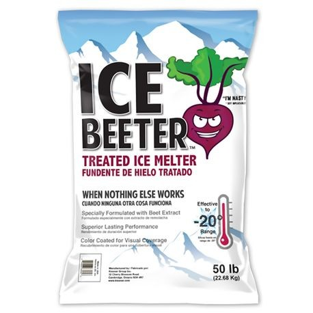 Kissner - Ice Beeter 50 LB Bag