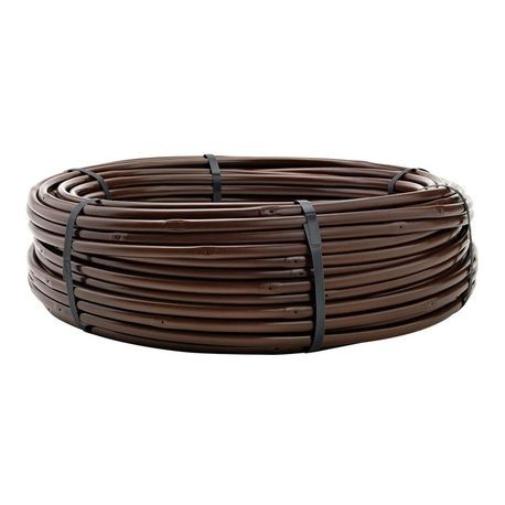 "Netafim - Techline 17mm CV Dripline - .6 GPH, 12"" Emitter Spacing, 100'"