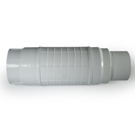 "Spears - 3"" PVC Repair Coupling Spigot X SOC"