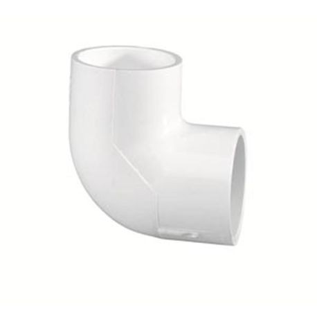 "Spears - 8"" Sch40 PVC 90° Elbow"