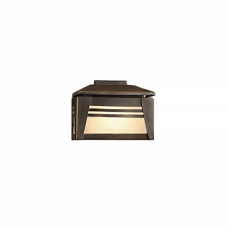 Kichler Lighting - Zen Garden Deck Light - Olde Bronze Finish