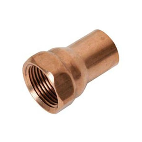 "1-1/2"" Female Adapter Copper C X FPT"
