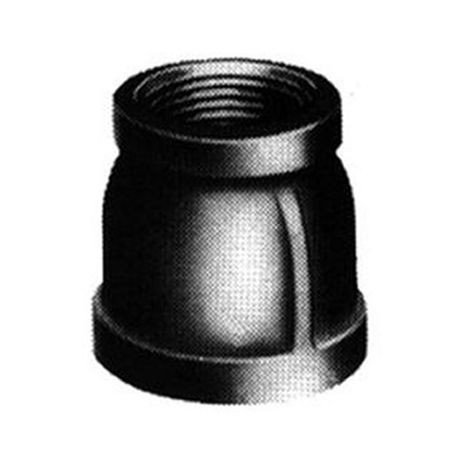 "American Granby  - 1"" X 3/4"" Galvanized Red Coupling"